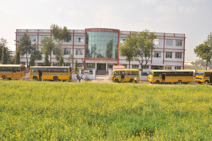 Maharishi Meinhien Public School-Campus