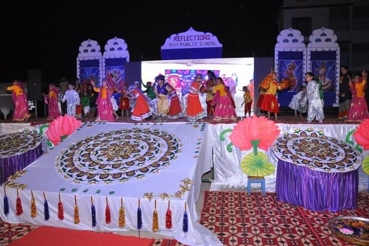 Maharishi Meinhien Public School-Events