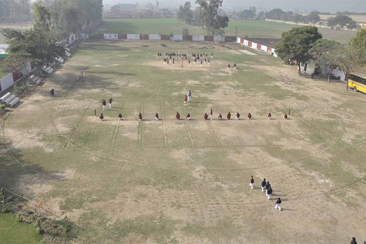 Maharishi Meinhien Public School-Ground