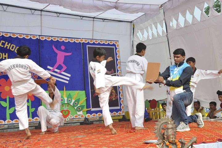 Maharishi Meinhien Public School-Indoor-Games