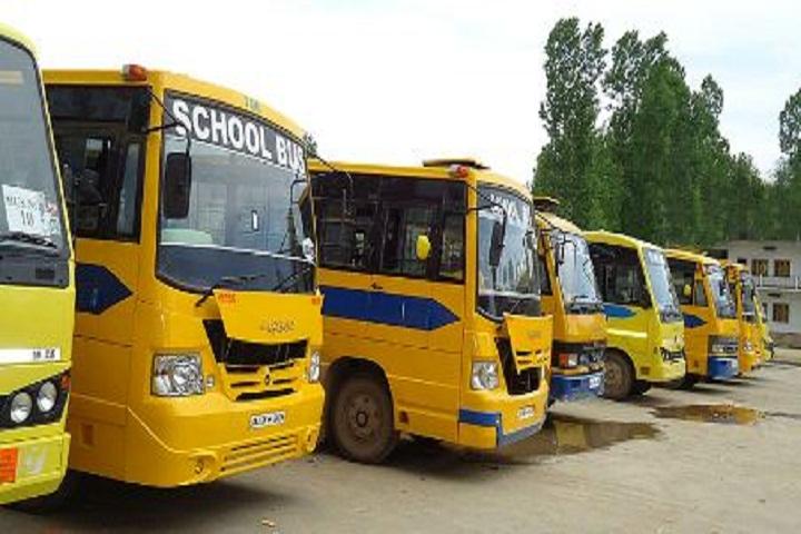 Maharishi Meinhien Public School-Transport
