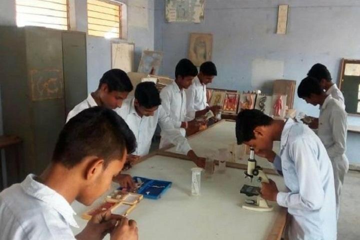 Maharishi Vidya Mandir-ChemistryLab