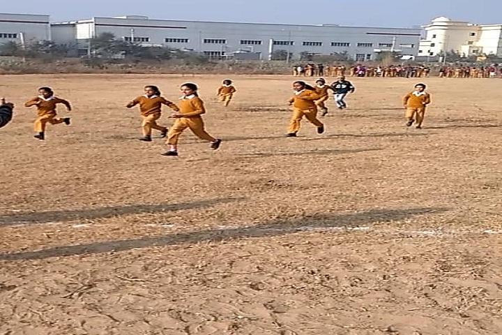 Maharishi Vidya Mandir-Games