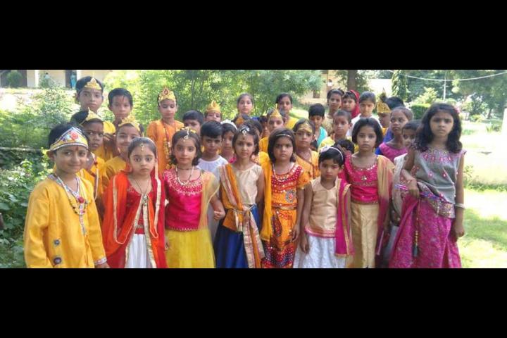 Maharishi Vidya Mandir Public School- Gurugram- Celebration