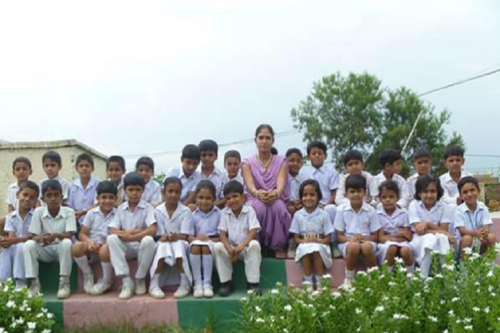 Maharishi Vidya Mandir Senior Secondary School-2nd Class Students