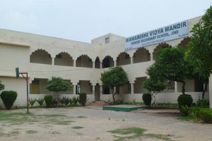 Maharishi Vidya Mandir Senior Secondary School-Campus