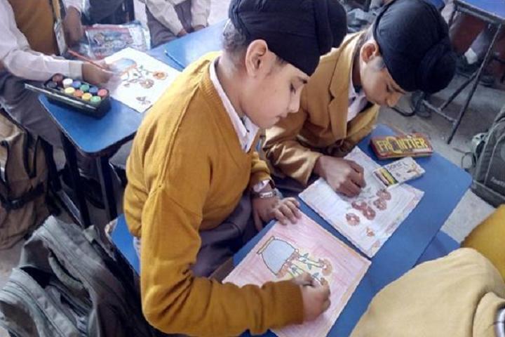Maharishi Vidya Mandir Senior Secondary School-Drawing