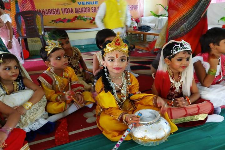 Maharishi Vidya Mandir Senior Secondary School-Fancy Dress