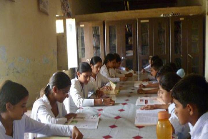 Maharishi Vidya Mandir Senior Secondary School-Library