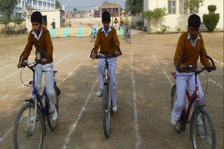 Maharishi Vidya Mandir Senior Secondary School-Playground