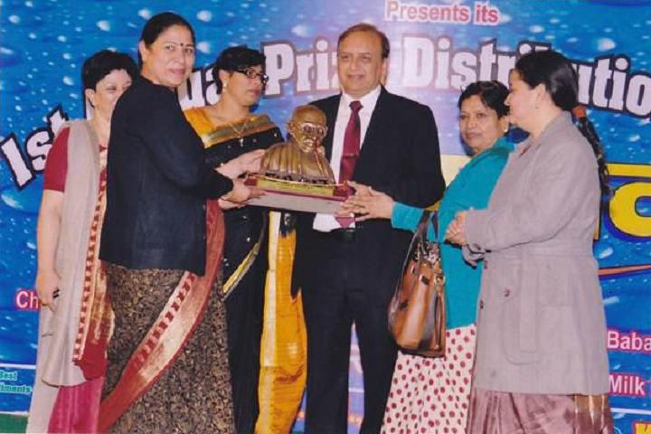 Maharishi Vidya Mandir Senior Secondary School-Presentation