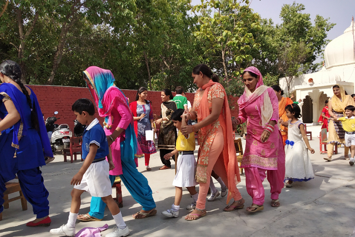 Mahendra Model School-Fun Time