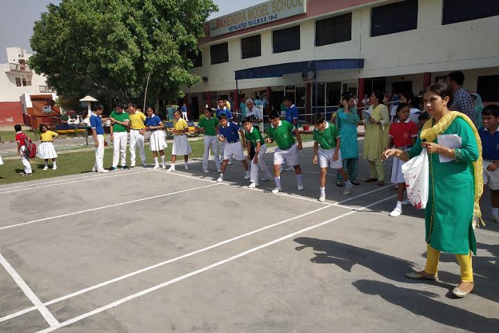 Mahendra Model School-Sports
