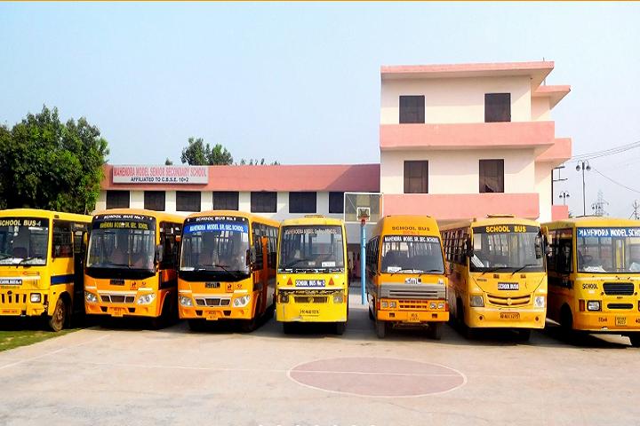 Mahendra Model School-Transportation