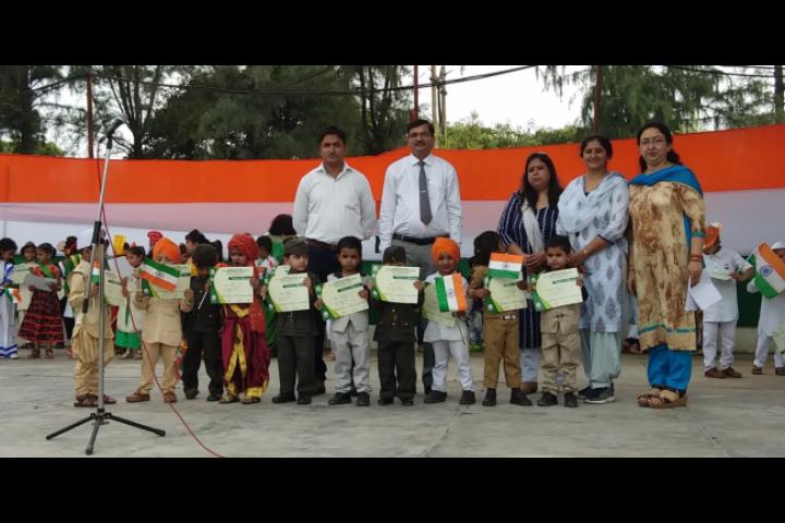 Major R.N Kapoor Dav Public Senior Secondary School- Event