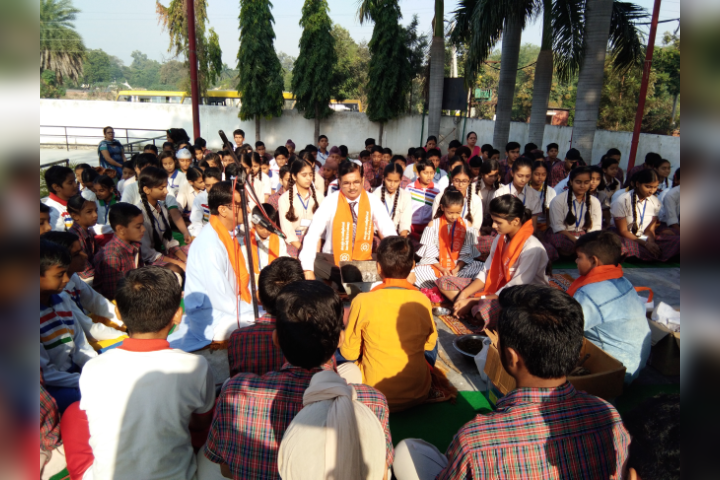 Major R.N Kapoor Dav Public Senior Secondary School- Music Event