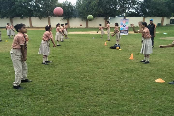 Major Bihari Lal Memorial Senior Secondary School-Sports