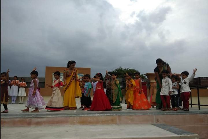 Major Bihari Lal Memorial Senior Secondary School-Kinder Garten