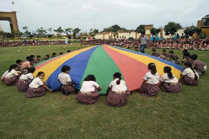 Major Bihari Lal Memorial Senior Secondary School-Playground