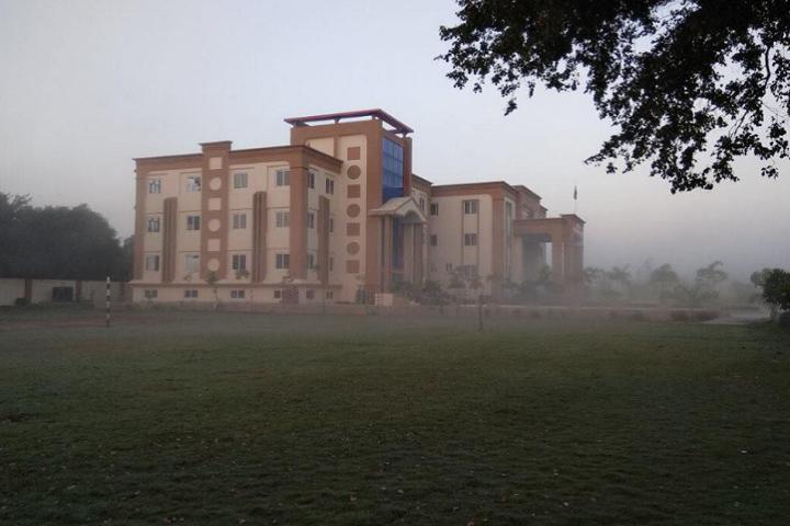 Major Bihari Lal Memorial Senior Secondary School-Side View-Campus