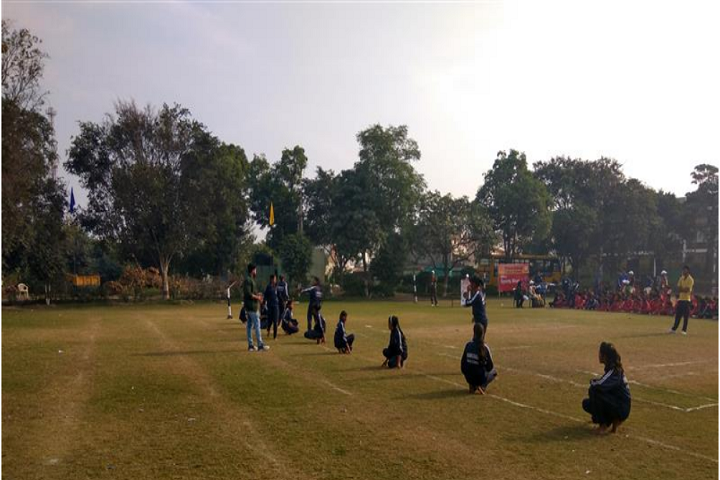 Mamchand Public School-Games Hour