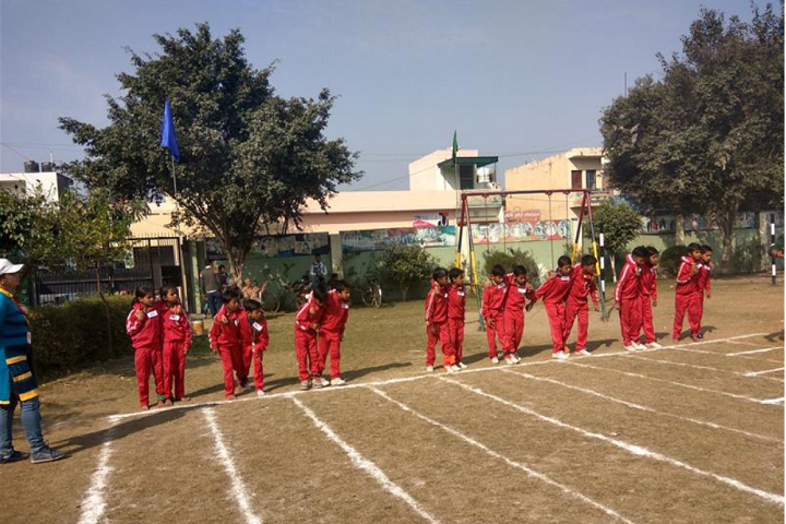 Mamchand Public School-Sports