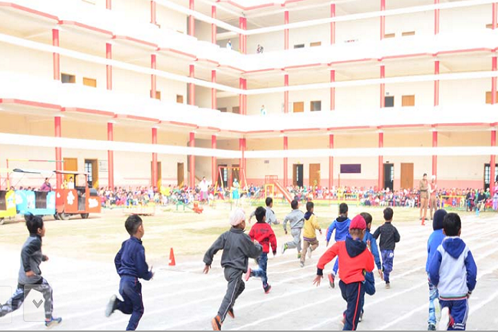 Manish Papneja Memorial Public School-Annual Sports Meet