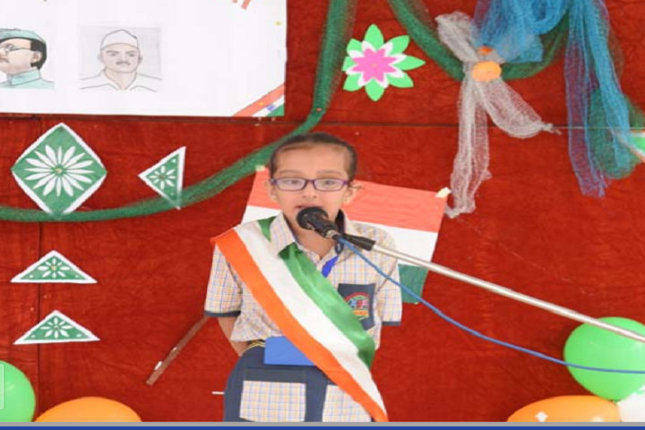 Manish Papneja Memorial Public School-Independence Day Celebration