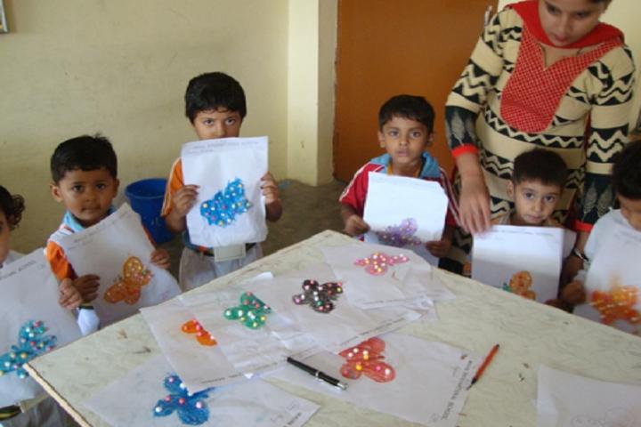 Mann International School-Activity