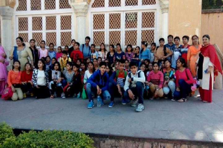 Mann International School-Group Photo