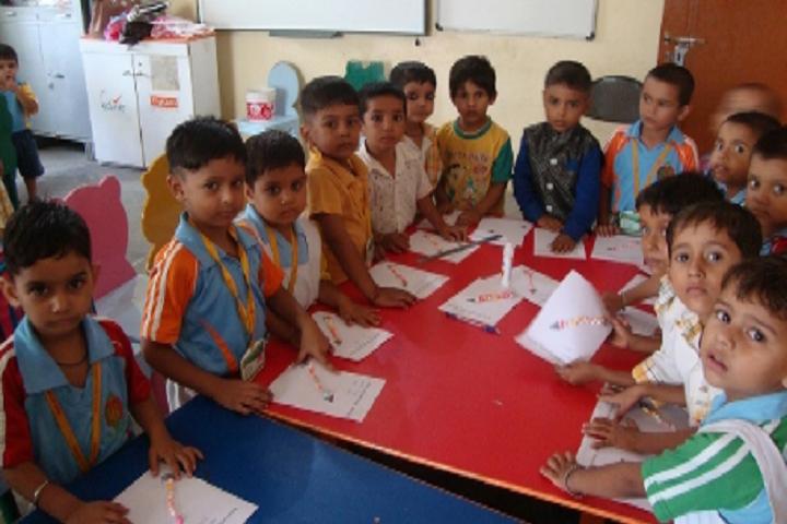 Mann International School-Nursery Class