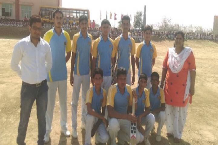 Mann International School-Sports