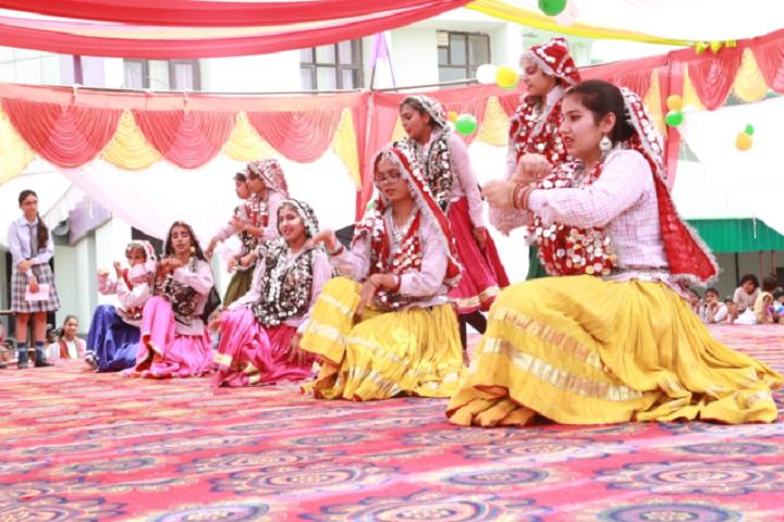 Manohar Lal Saraf Dav Public School-Events