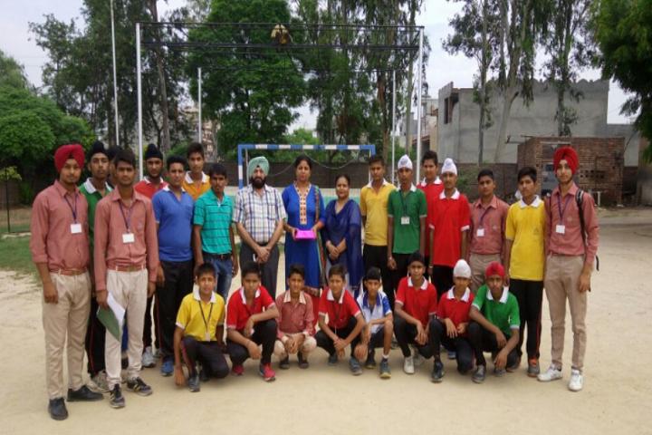 Mata Gujri High School-Others