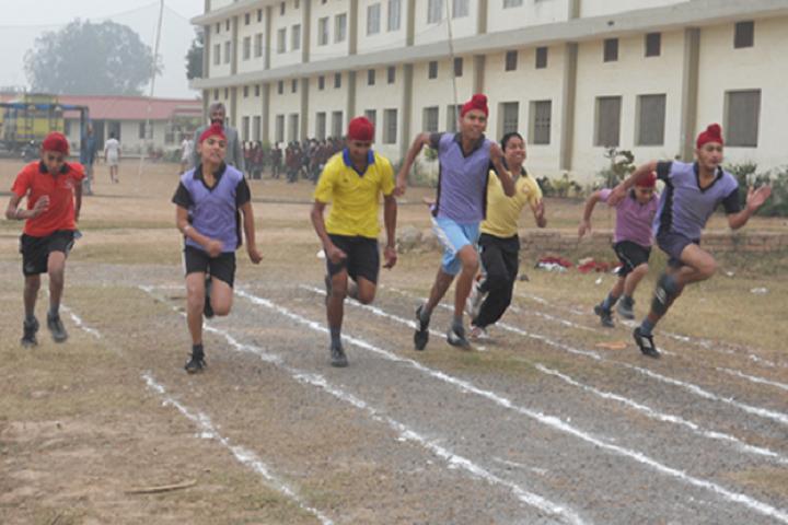 Mata Gujri High School-Sports