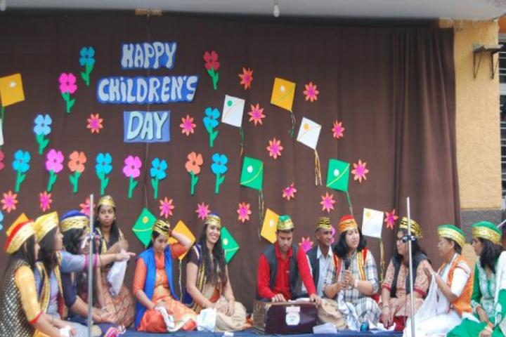 Mata Mariam Jan Seva Vidyalaya-Childrens Day Celebration