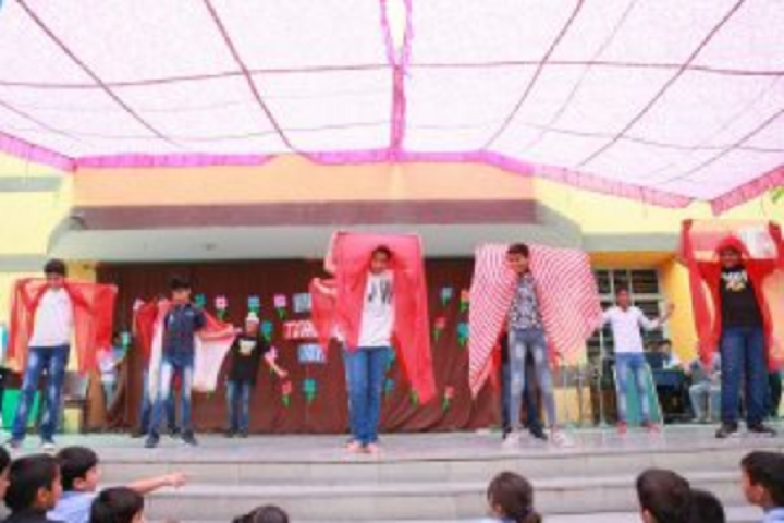 Mata Mariam Jan Seva Vidyalaya-Dance Performance
