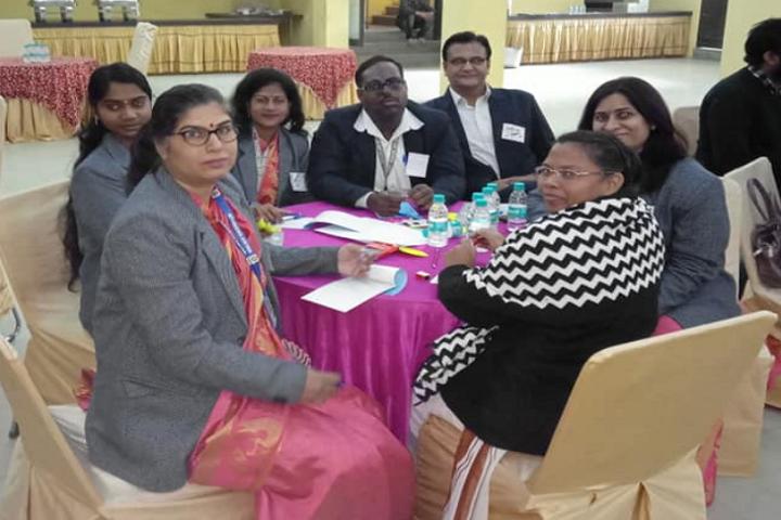 Mata Mariam Jan Seva Vidyalaya-Meeting