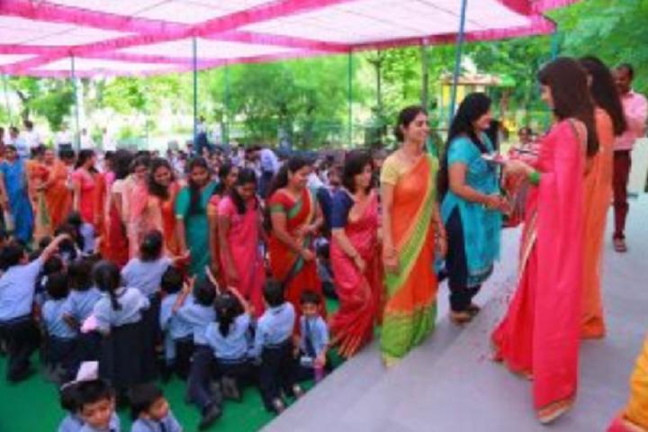 Mata Mariam Jan Seva Vidyalaya-Teacher