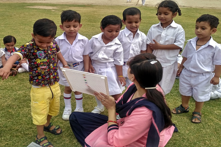 Mata Punna Devi Dav Public School-Activities