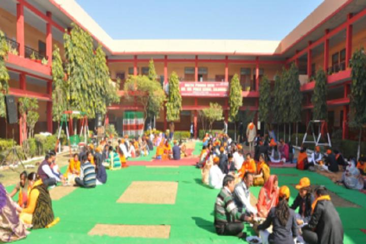 Mata Punna Devi Dav Public School-Campus