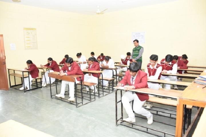 Mata Punna Devi Dav Public School-Class Room