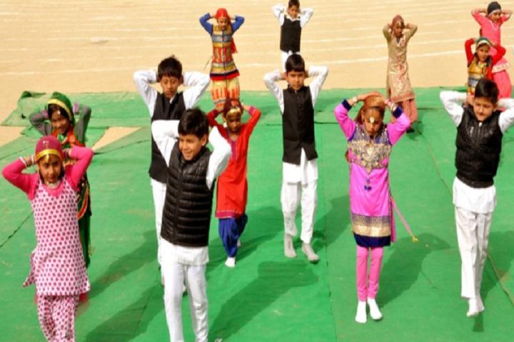 Mata Punna Devi Dav Public School-Dances