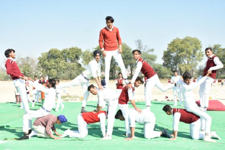 Mata Punna Devi Dav Public School-Republic Day Celebration