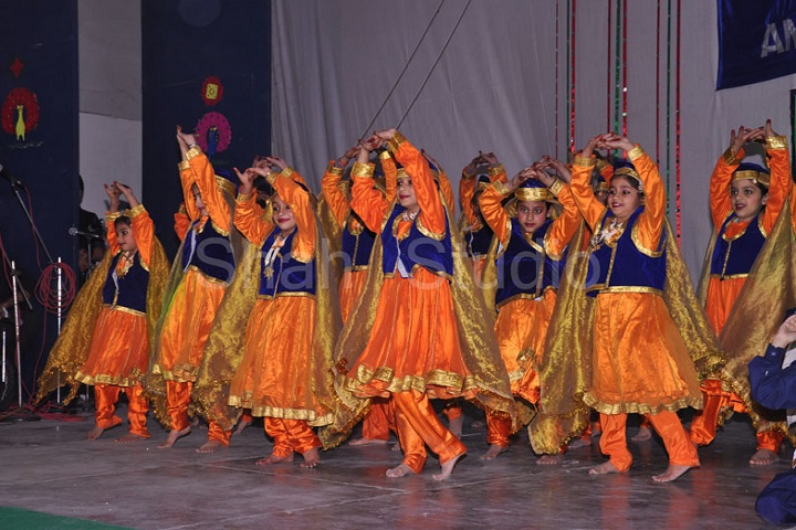 Mata Rukmani Rai Arya Girls Secondary School-Events dance