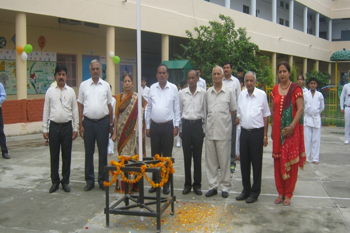 Mata Rukmani Rai Arya Girls Secondary School-Events republic day