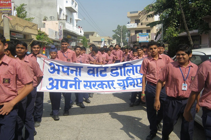 Mata Rukmani Rai Arya Girls Secondary School-Others rally