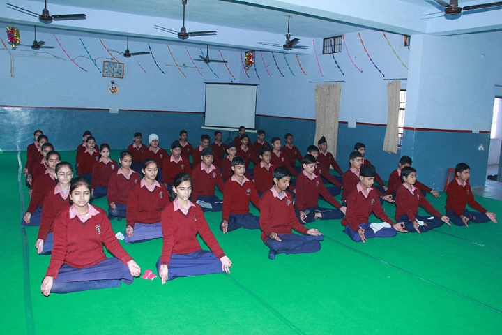 Mata Rukmani Rai Arya Girls Secondary School-Others yoga