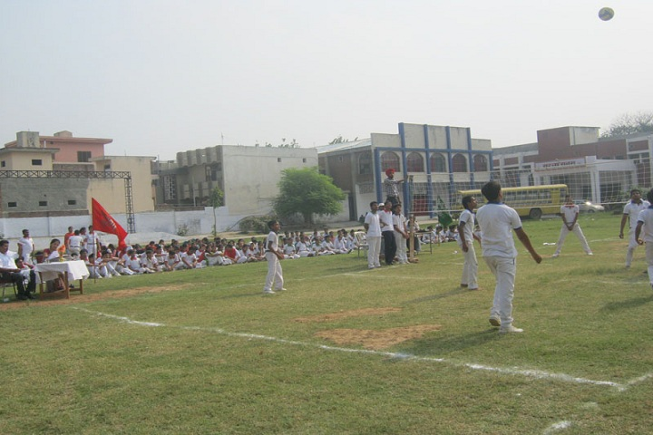Mata Rukmani Rai Arya Girls Secondary School-Sports vollyball