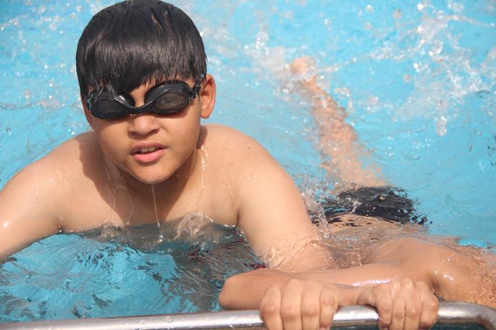Meenakshi Public School-Swimming Pool